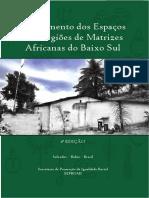 Livro Mapeamento Baixo Sul (1)