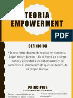 Teoria Empowerment