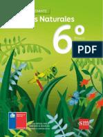 Ciencias Naturales 6º Básico-Texto Del Estudiante