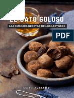 El Gato Goloso-Las Mejores Recetas de Los Lectores v.2