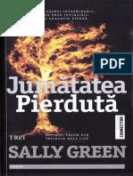 Sally Green - Jumatatea pierduta.pdf