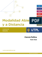 Texto-Guía de Ciencia Política
