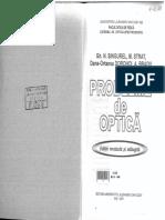 Gheorghe SINGUREL - Probleme de Optica