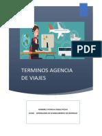 Terminos Agencia de Viajes