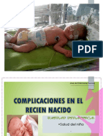 Enfermedades en Recien Nacido