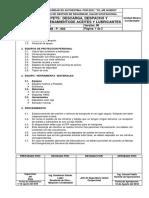 Pim-p-003-03 Descarga, Despacho y Almacenamiento de Aceites y Lubricantes