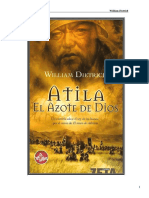 Atila El Azote de Dios - William Dietrich