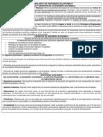 Ingenieria Economica Formulario