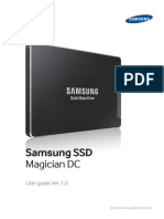 Samsung Magician DC v10 User Guide