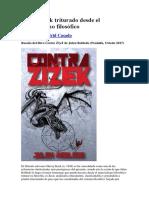 'Conta Zizek'
