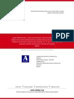 Análisis de Los Factores Determinantes de La Lealtad Hacia Los Servicios Bancarios Online