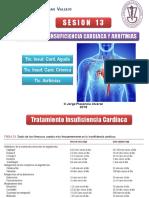 Diapositivas Clase 13 Insuficiencia Cardiaca