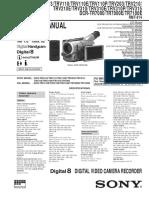 DCR-TRV103