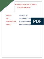 Unidad Educativa Fiscal Mixta