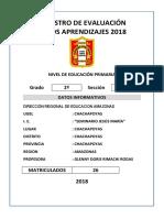 REGISTRO 2018