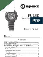 Pulse manual