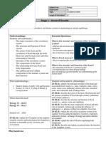ubd bio 20 - circulatory system