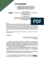 Mattos e Goulart - 2012 - Da possibilidade de uma GIC ampla Reflexões iniciais entre a ciência da informação e a psicologia social.pdf