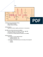 Lung Ventilation and Spirometry