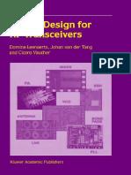 [Domine M.W. Leenaerts] Circuit Design for RF Tran(BookFi)