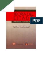 RAUL FERRERO R. - Ciencia Política, Teoría Del Estado y Derecho Constitucional