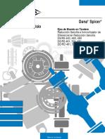 Manual de servicio eje trasero - DANA.pdf