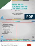 Access - Tema 3 - Relaciones Entre Tablas (1)