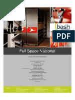 Catalogo Full Space Nacional (2013)