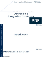 Apuntes%2FDiferenciación e Integración