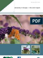 Assessing Biodiversity in Europe 2010 (Report)