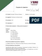 P11309 - Problemática Mundo Actual