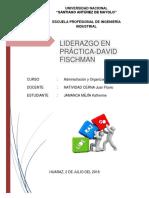Liderazgo en Práctica- David Fischman