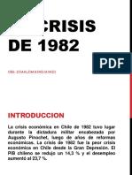 La Crisis de 1982