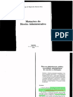 Mutações Do Direito Administrativo G1
