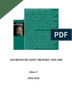 Bronstein, L. D. 'Trotsky' - Escritos (1932-1934) [III]