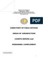 DOJ PPA DIRECTORY AS OF JUNE 2018