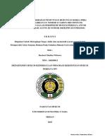 7 - Analisis Time Series Dan Forecasting Data Keuangan