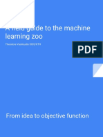 Zoo Machine Learning