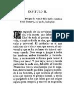 ARTE de BIEN MORIR - S ROBERTO BELARMINO - 2do Precepto La Muerte y El Juicio Final