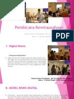 Pembicara Kewirausahaan / Fast Respon / 0812-3262-6994