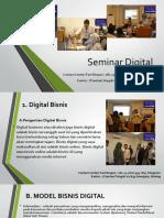 Seminar Digital / Fast Respon / 0812-3262-6994