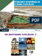 Recursos Naturais  I - 18-19