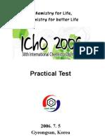 IChO38_PracticalTest