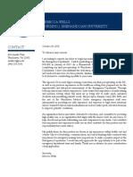 cover letter rebecca wells pdf