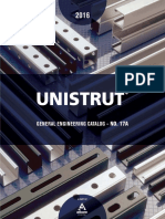 Unistrut General Engineering Catalog 17A
