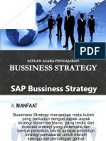 1. Sap & Kul 1 Bussiness Strategy