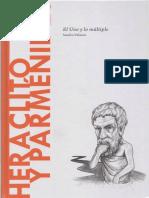 Palazzo, Sandro - Heráclito y Parménides. El Uno y lo Múltiple.pdf