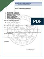 Informe  N° 5  - Diseño de Mezclas