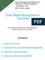 Cambodia Solid Waste