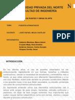1. PUENTES ATIRANTADOS